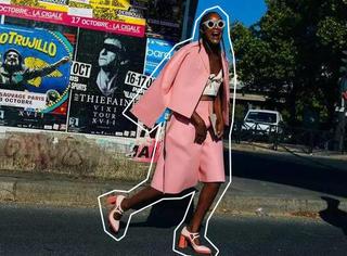 如何在街拍战场上成功抢镜?时尚博主Michelle Elie 告诉你!