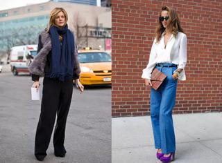 聪明女人都在穿这条裤子!显瘦又显高!