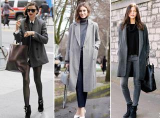 大衣的绝配,有一条就能穿一年