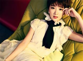 看脸 | 毛晓彤:她大概是演艺圈里最适合留短发的85后小花