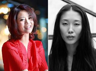 两位华人设计师齐登巴黎高定时装周:殷亦晴+郭培