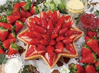 日本草莓周来袭,一大波草莓控已经把持不住了!