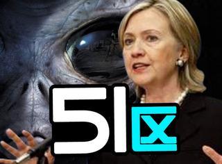 希拉里:一旦我当选总统,就告诉你们外星人的事儿
