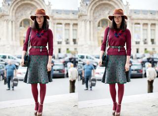 今年冬天最流行两个颜色,你的衣服里面有吗?