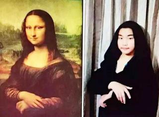 笑喷了!杭州小学生真人模仿世界名画……比买家秀还好看!