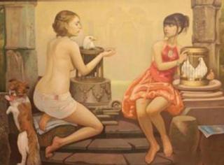 华裔女子用20张图片表达中西差异