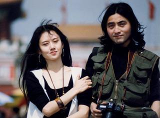 肖全镜头下的女人,三毛、巩俐、杨丽萍的最美瞬间