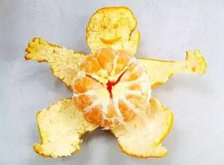 脑洞 | 日本人吃桔子的时候在想什么