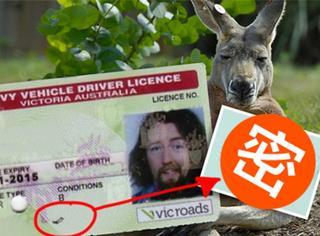 """澳洲小伙儿为独门签名""""维权"""",不过这签名真有点污..."""