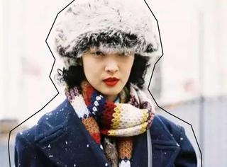 今年冬天围巾流行这样搭,难怪那么漂亮!
