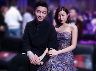 有爱瞬间 | 那一夜,陈晓&陈妍希腻歪的就没松开过手!