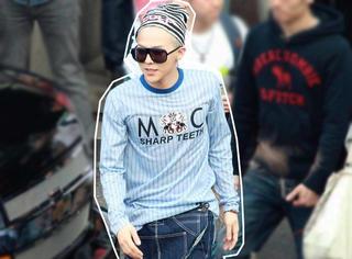 连2NE1和GD的演唱会服装都出自这个英国潮牌的手?