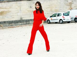 穿红色,抗水逆!新年就要时髦地转运