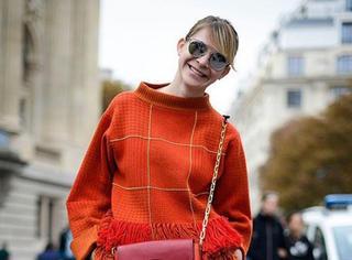 这个季节穿红色正合适,又潮又时髦!