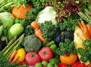 女人多吃这些碱性食物,瘦腰又减腹