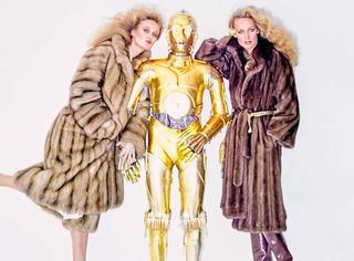 连服装设计师都在《星战》系列找灵感,快看看它的造型有多潮!