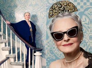 人生就是要美丽帅气地活着,然后妖艳到老!