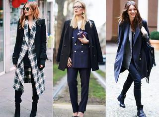 衣橱里的西装外套怎么搭配才够时尚?