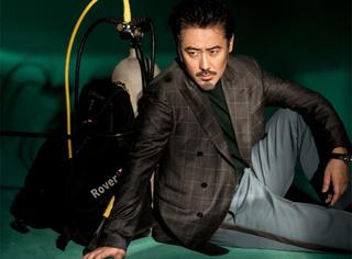 """吴秀波:男人40岁,另一种美好的活法就是""""不世俗"""""""