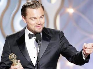 大事 | 第73届金球奖刚刚结束!莱昂纳多终于当最佳男主角了!