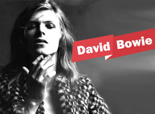 与其感慨大卫·鲍威的突然离开,不如静静地听完他这10首歌!