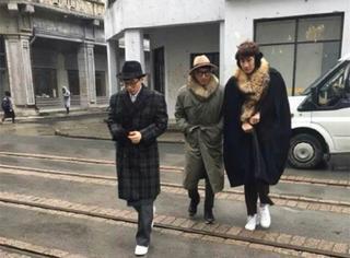《Running Man》最新一期在上海录制,李光洙居然穿着梅长苏同款