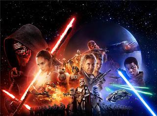星球大战的传承May the force be with you!