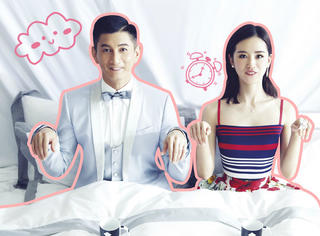 有爱瞬间 | 吴奇隆&刘诗诗,恭喜你俩终于学会秀恩爱了!