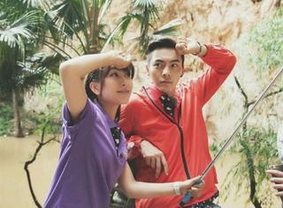 有小道消息传陈伟霆和马苏在一起了?不过看两个人的互动真的是蛮有爱的
