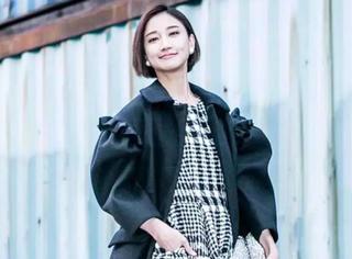 7日衣橱丨冬日也能穿得繁花似锦?演员陈彦妃出镜演绎