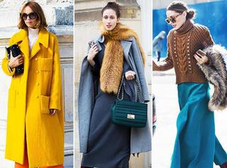 潮流帖| 为沉闷冬天添注色彩: 5 种让你变时尚的颜色配搭!