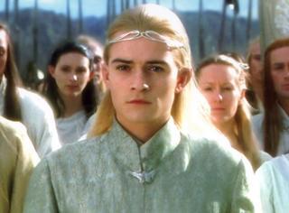 世界上最帅的精灵王子今天39岁啦!