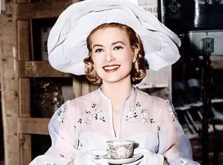 她才是世纪婚礼的鼻祖 看看Grace Kelly大婚都穿什么牌?