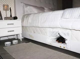 一组专为那些磨人的小妖精设计的床,就算睡觉也不想跟你分开~