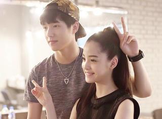 欧阳娜娜&刘昊然:在最纯真的年龄遇到最纯真的情谊,就够了吧