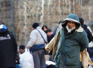 揭秘 | 日本穷人的真实生活