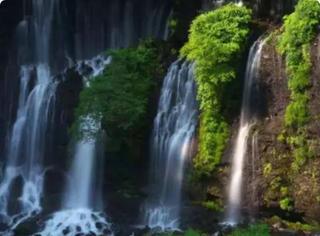 白丝瀑布,日出石门…日本东海地区竟然还有这样的绝景?!