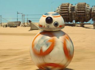 新一代萌宠BB-8,原来经历过变性!