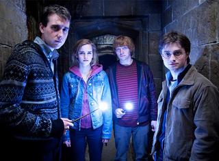 他们的哈利后人生:斯内普长辞,哈利全裸,罗恩不温不火