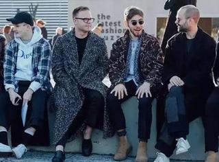 又是一年Pitti Uomo,如何穿得时髦保暖还能被街拍?
