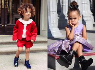 3岁的她,日薪过万,打扮起来甩范冰冰8条街!