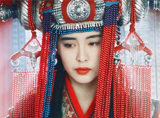 王祖贤:真正的女神,从来不怕迟暮