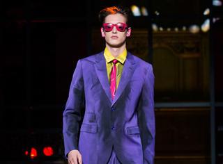 以艺术之名再看伦敦男装周丨Fashion
