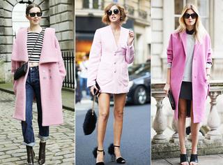 时髦的人已经开始穿2016年最流行的颜色了!