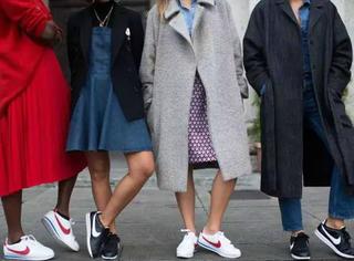 鞋| Nike Classic Cortez,也许就是下一双Stan Smith?