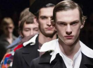 米兰时装周 | Prada 昭示预感的男孩