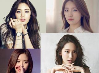 独家| 韩国最美脸蛋排行出炉脸盲症慎点