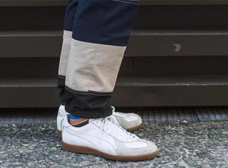 街拍 | 除了Stan Smith 你的男票们更应该穿这些鞋