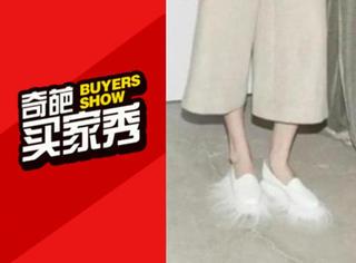 一周买家秀 | 这双鞋可以拖地 穿上皮裤1秒变金刚腿