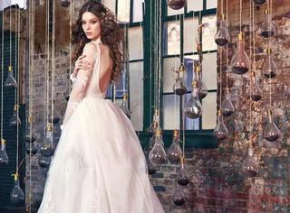 婚纱 | 非看不可,2016年春季婚纱十大趋势
